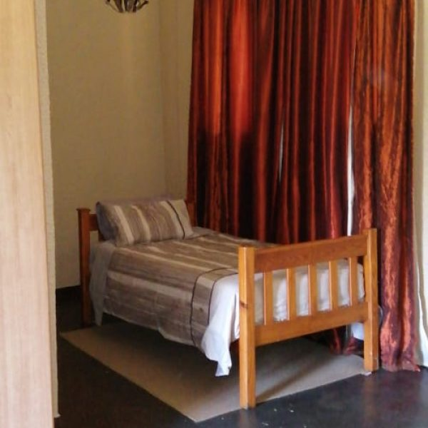 Rhinos room child bed